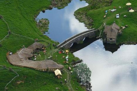 You Can Visit Hobbiton And Have A Drink In The Green Dragon | Transmedia: Storytelling for the Digital Age | Scoop.it