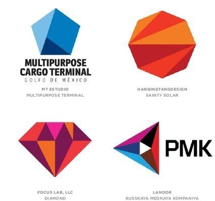 Tendencias en el diseño de logotipos 2014 | Diseño creativo | Scoop.it