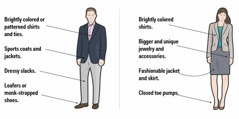 Appearance mistakes that could be holding you back at work | management | Scoop.it