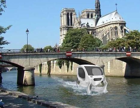 UP Magazine - On va pouvoir voler sur la Seine dès juin prochain | Actus et économie de la montagne | Scoop.it