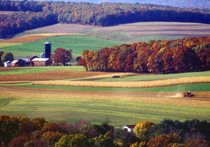 Fracking and Farmland   EcoWatch   Scoop.it