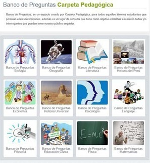 Blogs y webquest para Secundaria y Universidad en Carpeta Pedagógica | Blogs | Scoop.it