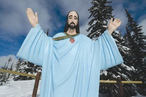 Lawsuit challenging Whitefish Mountain Jesus statue moves forward | Law and Religion | Scoop.it