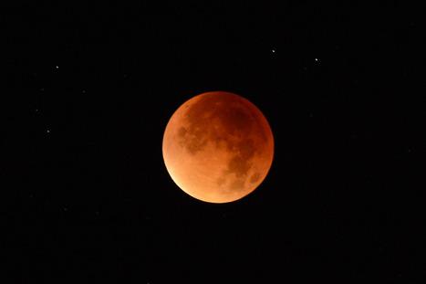 Éclipse lunaire : les plus belles images de la super lune de sang | Epic pics | Scoop.it