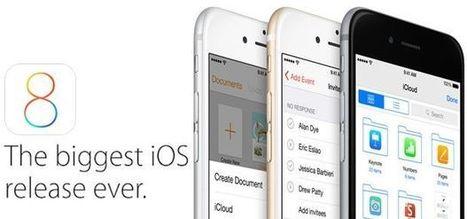 How To Prepare for iOS 8 Update?   iPad App Development   Scoop.it