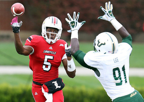 NFL Draft 2014 Big Board 1.0: Why Teddy Bridgewater, Tajh Boyd ... | Louisville football | Scoop.it