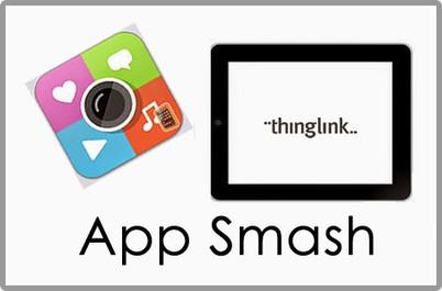 6 Amazing App Smash Examples to Inspire Creativity | iPad classroom | Scoop.it