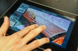 MWC 2014 : sensation tactile par ultrason, la technologie bluffante ... | nouvelle technologie | Scoop.it