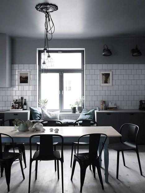 Un intérieur scandinave plein de caractère | Décoration | Scoop.it