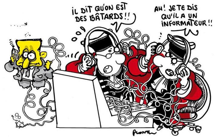 """Les """"Bâtards"""" de Sarkozy   Baie d'humour   Scoop.it"""