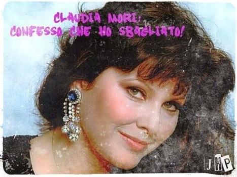 Claudia Mori: gay o etero l'amore è amore! | JIMIPARADISE! | Scoop.it