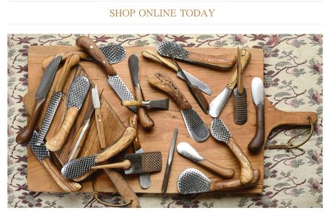 Chelsea Miller Knives   Art, Design & Technology   Scoop.it