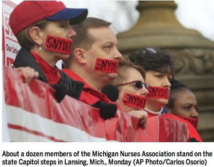 Koch brothers, Tea Party cash drives Michigan right-to-work bill | Politicality | Scoop.it
