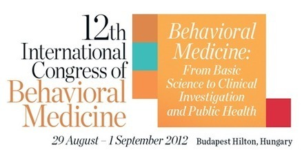 ISBM | Behavioral Medicine | Scoop.it