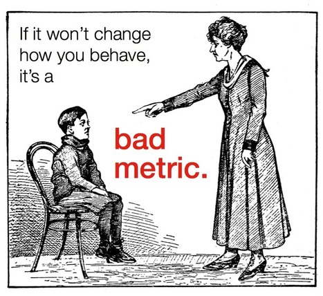 Measuring What Matters: How To Pick A Good Metric | Design Thinking & Start-up | Scoop.it