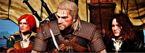 The Witcher 3 video Game Facebook Cover   GamerCoversForFacebook   Scoop.it