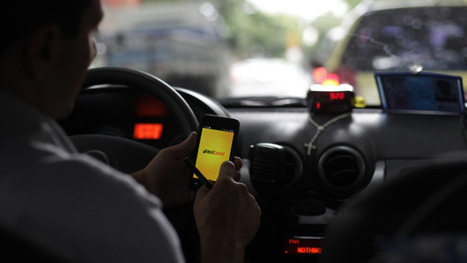 A language app is getting Brazil's taxi drivers in shape for the World Cup | Technology for Teaching English Language and Literature | Scoop.it