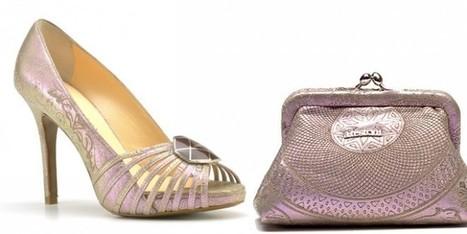 Scarpe e borse in nappa etnica, un passpartout per tutti i look - Sfilate | fashion and runway - sfilate e moda | Scoop.it
