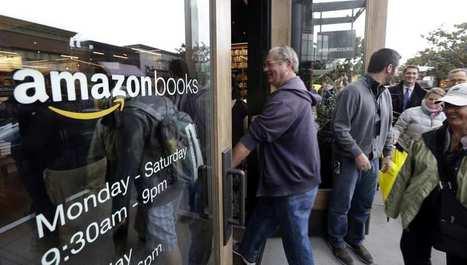Amazon voudrait ouvrir des magasins physiques de produits frais #phygital #web2store | Marketing innovations | Scoop.it
