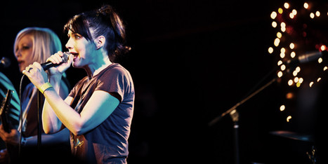 Punk Icon Kathleen Hanna Brings Riot Grrl Back To The Spotlight - Huffington Post | Sub cultures | Scoop.it