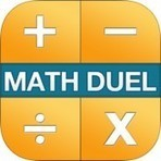 Nu gratis: Math Duel voor de iPad - AppleSpot | Innovatieve eLearning | Scoop.it