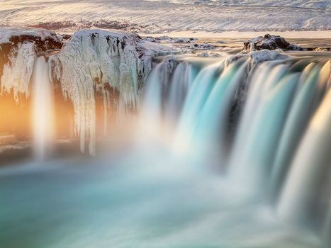 Goðafoss Image, Iceland  -- National Geographic Photo of the Day | Hurtigruten Arctique Antarctique | Scoop.it