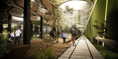 New York City and NYCEDC announce conditional approval of world's first subterranean park | Suburban Land Trusts | Scoop.it