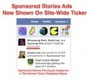 Facebook To Mix Sponsored Stories Ads With Content In The Site-Wide Ticker | Social Media Bites! | Scoop.it