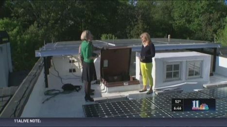 Bill makes solar power a smart move for homeowners - WXIA-TV | Green construction and sustainable development practices | Scoop.it