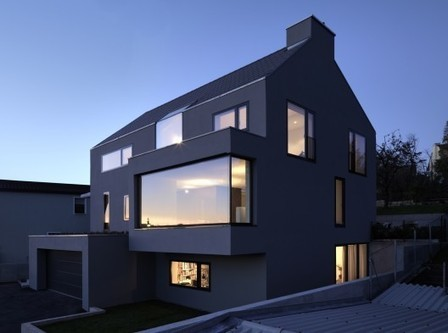 Haus F / Ippolito Fleitz Group | Idées d'Architecture | Scoop.it