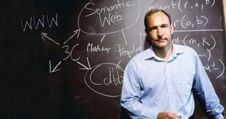Visionarios de la tecnología moderna: Tim Berners-Lee   Educación a Distancia y TIC   Aprendizaje virtual   Scoop.it