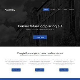 TEMPLATED - CSS, HTML5 and Responsive Site Templates | Web mobile - UI Design - Html5-CSS3 | Scoop.it