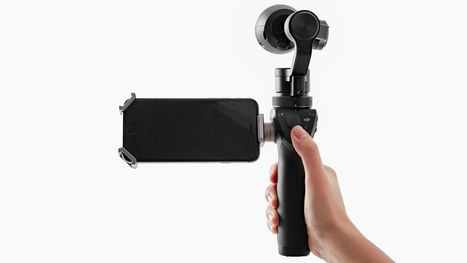 Drone companies are now making drone-like handheld cameras   Photography + iPhone   Scoop.it