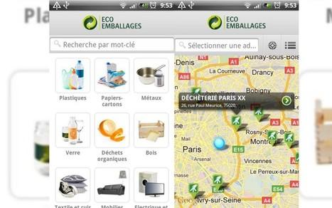 Guide de tri : application pour savoir où jeter vos ordures | Outils 2.0 | Scoop.it