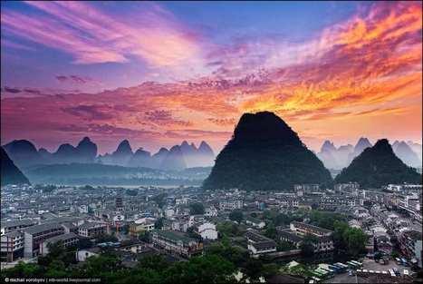 The village of Yangshuo, Guangxi Province, China | Unique Places | Scoop.it