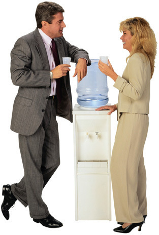 Innovation surfaces around the office water cooler | The Jazz of Innovation | Scoop.it