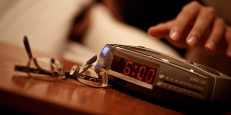 The terrible consequences of hitting the snooze button in the morning | Kickin' Kickers | Scoop.it