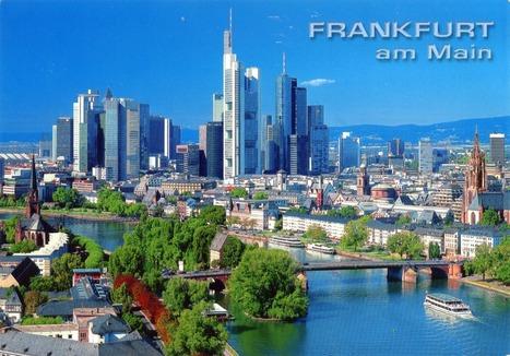 Tiếp tục hành trình tới những điểm thú vị ở Frankfurt | Vé máy bay | Scoop.it