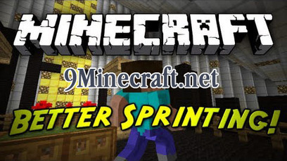 Better Sprinting Mod 1.7.2   Minecraft 1.7.2 Mods   Scoop.it