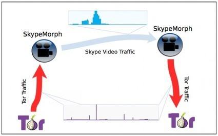 SkypeMorph ou comment dissimuler Tor sous un flux Skype   Time to Learn   Scoop.it