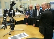 UK opens Europe's largest robotics laboratory | News about radioelectronics | The Robot Times | Scoop.it