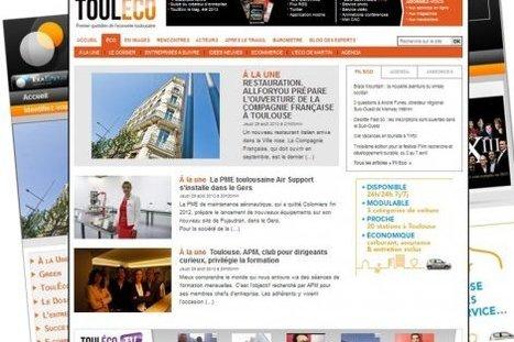 Un nouveau portail web pour ToulÉco | Midi Pyrénées | Scoop.it
