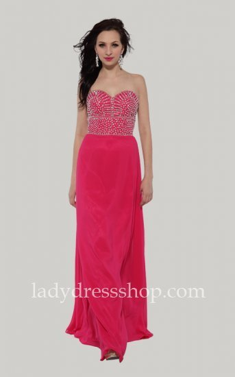 Red Evermiss 1090 Strapless Sequin Dazzling Floor Length Evening Dresses [Red Evermiss 1090] - $171.00 : Ladys Dresses | Dresses Cheap for Lady | prom dress | Scoop.it