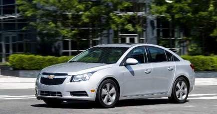 GM recalls all Chevy Cruzes over engine fire risk | READ WHAT I READ | Scoop.it