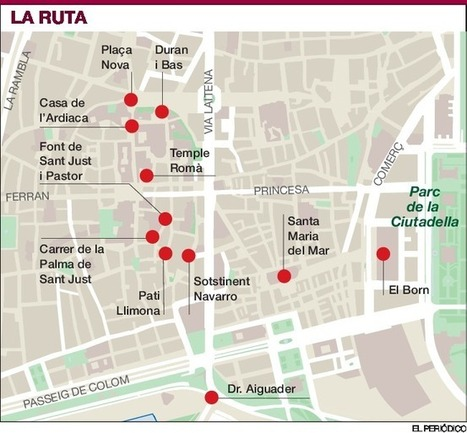 La ciutat de les termes Periódico | Mundo Clásico | Scoop.it