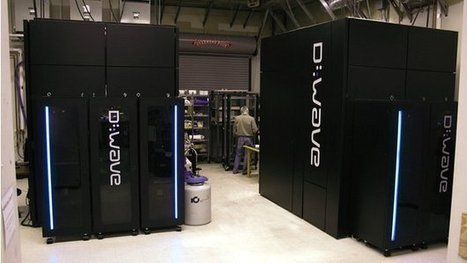 $15m computer shows quantum effects | It Comes Undone-Think About It | Scoop.it
