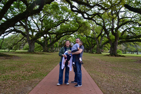 That random bridge detour lead us to Oak Alley Plantation which was just too breathtaking to pass up a tour. | Oak Alley Plantation: Things to see! | Scoop.it
