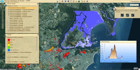 Setorização de Risco Geológico (Serviço Geológico do Brasil - CPRM) | Geotecnologias & Governo Federal | Scoop.it