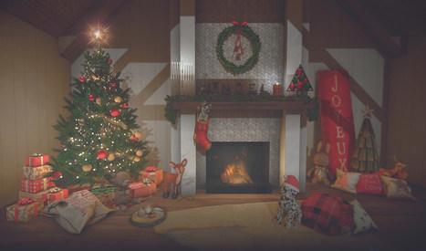 Happy Holidays | 亗 Second Life Home & Decor 亗 | Scoop.it