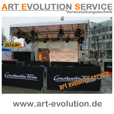 Art Evolution Service - Bühnentechnik - Frankfurt | www.art-evolution.de | Scoop.it